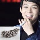 Micky wear style wings ring of jyj