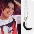 Men's Accessories | Shop Jaejoong favorite style unicorn necklace