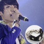Chain bracelet !! that Son'yoru and Dong wore on stage; infinite Fashion