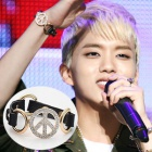 peace bracelet BAP Young Jae wore ★ ☆