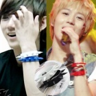 SHINee Temin 'Beast Hyonsun Style bracelet