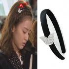 "Headband Kim Tae was worn in ""My Princess""; Korea fashion mail order"