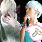 BIGBANG G-DRAGON · TOP · EXO favorite Love symbol bracelet (2color)