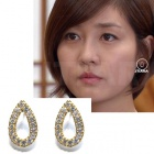 """Supper of the gods"" Son'yuri wear ☆ sponsored Accessories Drop Line Earrings"