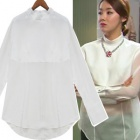 "See-through blouse Soihyon was worn in ""Cheongdam Alice"" (2 colors)"