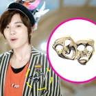 infinite mask brooch (Infinite) jong gave in mv of man in love