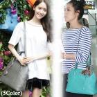 [Discount 20% discount] Korea popular actress Han Ga In, Girls Yuna FASHION ITEM | To~uiri key bag (5 colors)