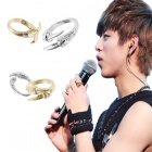 Wild nail ring of Dragon Dehyon of BAP was favorite