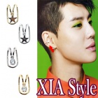 XIA Junsu ★ INCREDIBLE ★ Two line Ear Cuff (2type-2color)