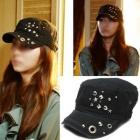 Yui (After School) wear style stud cap