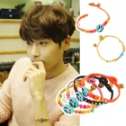 Rainbow Peace bracelet SUPER JUNIOR of Kim Ryeowook was favored by radio