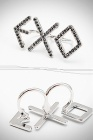 South Korea popular idol #EXO Cubic Two Ring