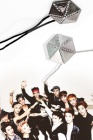 Popular idol * EXO GEO METRICS necklace