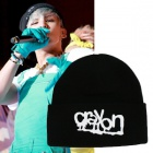 ★DAY SHIPPING★ g-dragon crayon print beanie