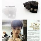 chain leather bracelet Korean popular idol EXO, SHINee has worn
