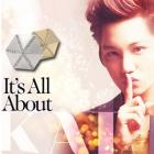 Geometric mark ring of popular idol fashion #EXO of Korea