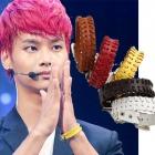 leather bracelet VIXX Style ★ VIXX wore