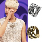 VIXX Style ★ Vintage Chain Ring ★ Korean fashion mail order ★ idle plainclothes mail order ★