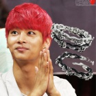 VIXX Style ★ Unique Rope Bracelet ★ Korean fashion mail order ★ idle plainclothes mail order ★