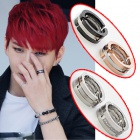 VIXX Style ★ Triple Modern Ring ★ Korean fashion mail order ★ idle plainclothes mail order ★