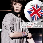 Min Ho is Union Jack wristband wearing of Shinee ★ Idol favorite items ★