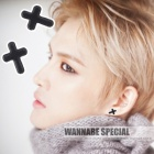 Black Cross earrings JYJ Jaejoong and BTS has been worn (2type) ☆ Idol favorite items ☆