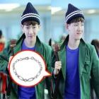 EXO plainclothes mail order ★ Byun Bekkyon of plain clothes Accessories Multi chain Bracelet