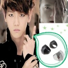 Popular idol Accessories shopping site KIRANG KOREA ★ EXO · B2AST · JYJ wear style Luxury Volumes Ring