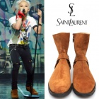 Ladies size in stock ★ G-dragon style!  Paris motorcycle boots