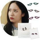 k-pop mail order ★ Korea drama style ☆ famous actress fashion ☆ Recommendations ☆☆ Black Wings Earring ☆ idle favorite items ☆