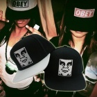 OBEY (Obey) wind logo Face-filled hat (unisex) popular street fashion essentials items