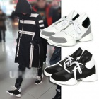 ★ Super Special 20% discount sale ★ G-DRAGON Fashion @ Ric * k owens st.Black & White Runner (2colors)