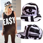 Overseas street fashion discount cap mail order | kt @ style EYE Printed snap back