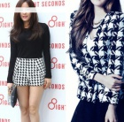 "Di @ style hound check up and down set of Girls ""The Best"" album jacket 'tiara of Hyomin is wearing"