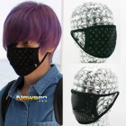 TEEN TOP (Teen Top) Niel Airport Fashion style! BLACK MASK (2TYPE) Black Mask / Black Mask