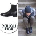 [24.5~28.0cm]Neilb @ rr *** st F / W2014 collection item !! |. Tricker Chelsea boots