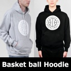 ★ customers thank SALE ★ world of street fashion people favorite street brand ★ PIG ** style basket ball Hoodie trainer (2color / brushed back)