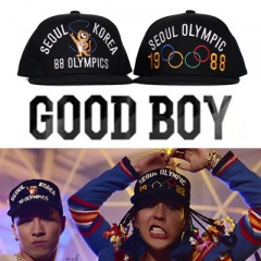 ★★20%OFF★★ ONLY KIRANG ★ Guillain BEST3 place !! GD * Taeyang collaboration new song [GOOD BOY] MV & in 2014 MAMA wear !!! Olympic snap back (2TYPE)