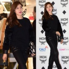Actress Sung Yu Ri wear style! Phen @ menon st. Sleeve FUR MTM sleeves fur one-to-one (weak brushed)