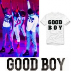 ★DAY SHIPPING★ GD & Teyankorabo new song items were worn in [GOOD BOY] MV! GOOD BOY / short-sleeved T-Shirts[BIGBANG][GOODBOY]