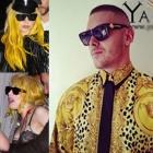 ★ ONLY KIRANG ★ Street & hip hop superlative brand! Medusa sunglasses little stock of fashion!