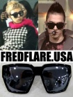 BIGBANG, RAIN favorite style | karmi mirror Square Sunglasses