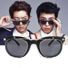 CNBLUE wear open clip sunglasses with Jung Yong-hwa and Lee Jung Shin is photography (sea NTT Blue)