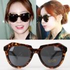 Guhara Airport sunglasses Reopado pattern of unique sunglasses ★ unique frame is fashionable !!!