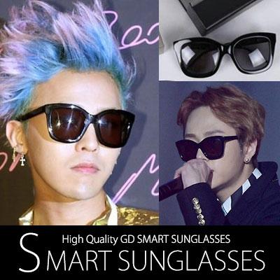 G-DRAGON Hyun of South Korea INFINITE such essential fashion item star! Smart Sunglasses