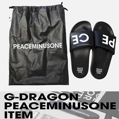 G-DRAGON of BIGBANG goods PEACEMINUSONE SLIPPER