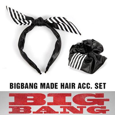 BIGBANG MADE official goods [HAIR BAND SET] WORLD TOUR MADE MD LIST[ORIGINAL]