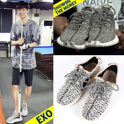 Park Chan-Yeol ,G-DRAGON,KANYE& Fashion Celebrity STYLE!LUXURY LOW SNEAKER(S,M,L)