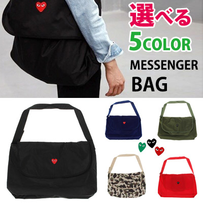 Choose 5COLOR!MESSENGER BAG