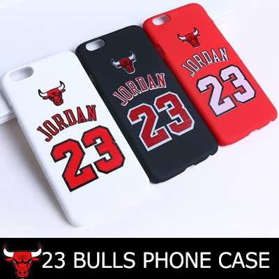 JORDAN NUMBER 23 BULLS SMART PHONE CASE (RED,BLACK,WHITE)iPhone6/iPhone6+/iPhone   5/Galaxy Note3/Galaxy Note4/Galaxy-s5/Galaxy-s6/Galaxy-s6edge
